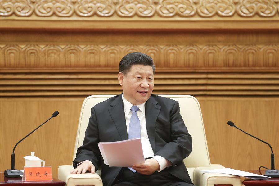 CHINA-BEIJING-XI JINPING-MEETING (CN)