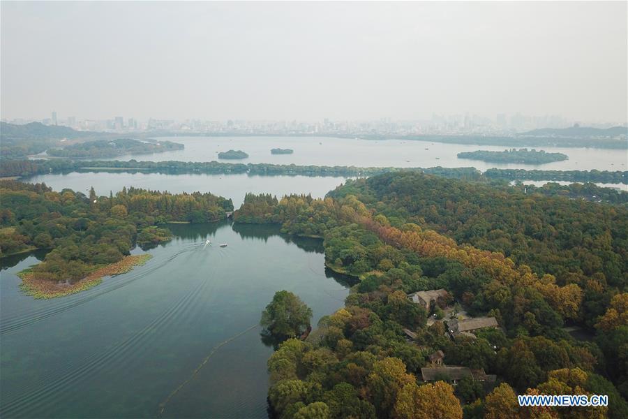 CHINA-ZHEJIANG-HANGZHOU-WEST LAKE-WINTER SCENERY (CN)