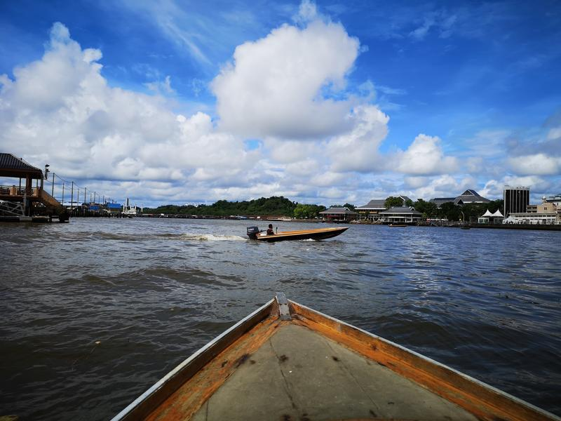 Water villages of Brunei still making waves, drawing more Chinese visitors