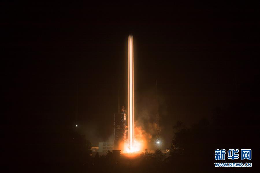 (科技)(2)我国成功发射第四十二、四十三颗北斗导航卫星