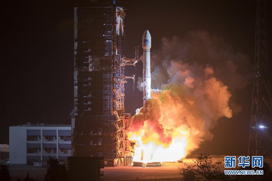 (科技)(1)我国成功发射第四十二、四十三颗北斗导航卫星