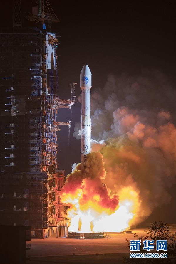 (科技)(4)我国成功发射第四十二、四十三颗北斗导航卫星