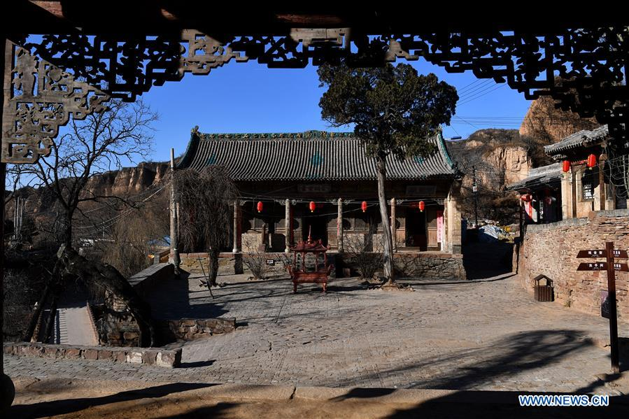 CHINA-SHANXI-ANCIENT VILLAGE (CN)