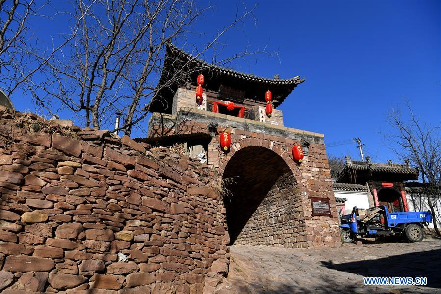 Ancient village sees rapid development of rural tourism in China's Shanxi