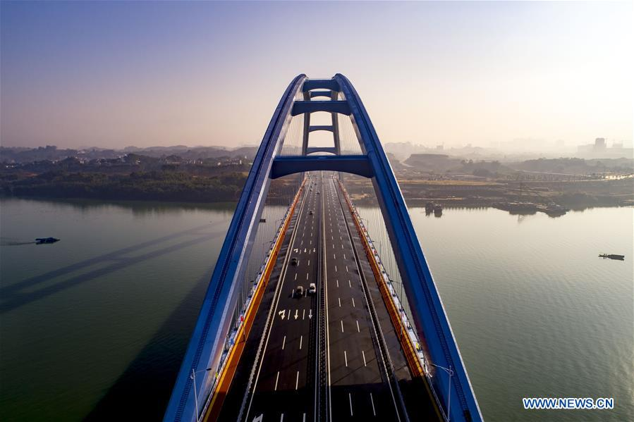 CHINA-GUANGXI-LIUZHOU-GUANTANG BRIDGE (CN)