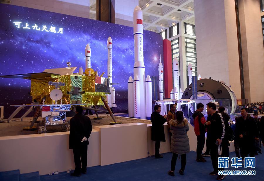 探索深空!在国博感受长征系列运载火箭的魅力
