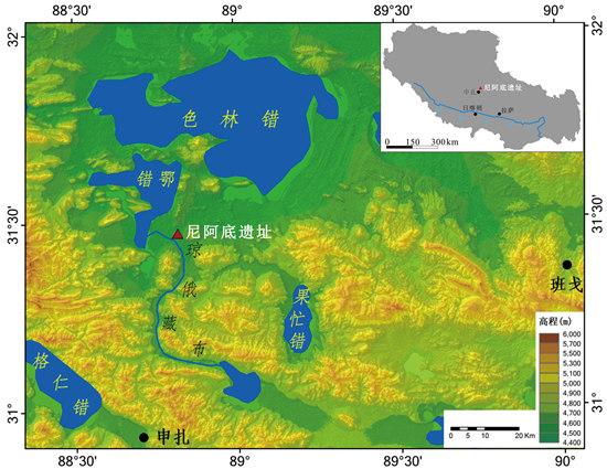 """四万年前人类首次登上""""地球第三极""""青藏高原"""