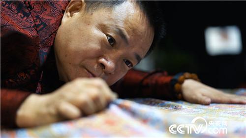 从幼作坊到大企业 农民创业者让中国丝绸前卫全球