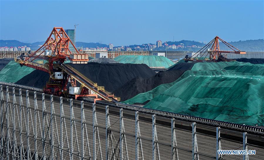 Ports constitute important economic activity in coastal city Putian
