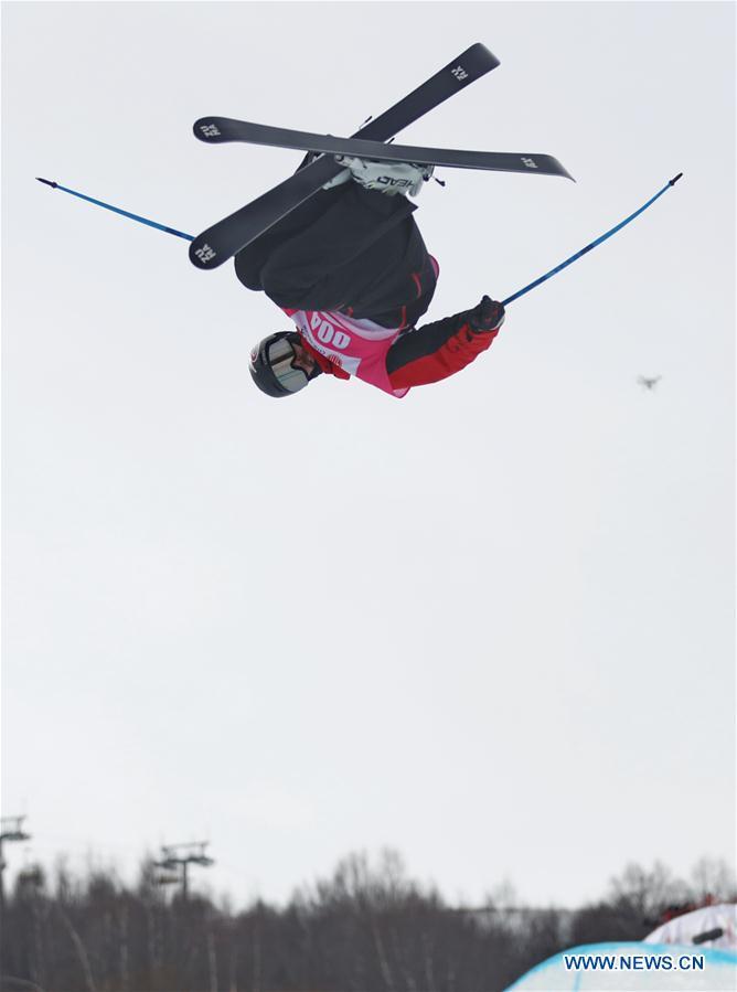 (SP)CHINA-HEBEI-CHONGLI-FIS FREESKI SNOWBOARD WORLD CUP