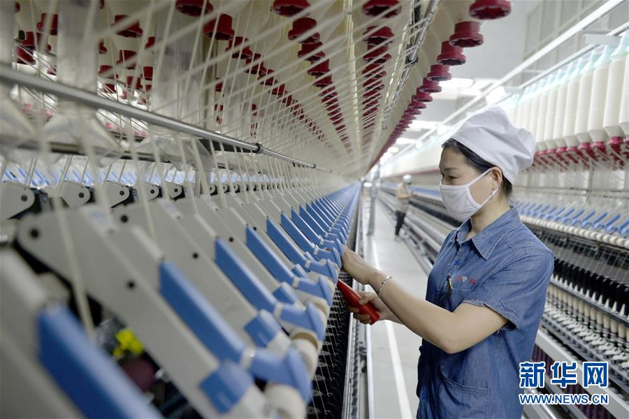 (经济)(2)河北邢台:激活民营经济活力 释放经济发展新动能