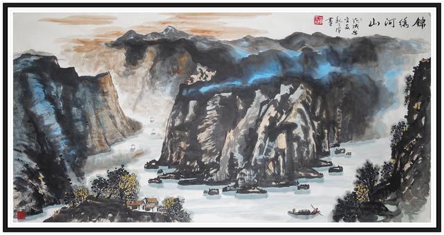 军旅画家魏三军:中国画的探索在于实学与脚踏实地