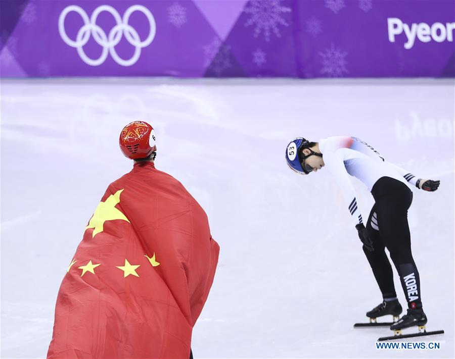 Yearender: Top 10 Chinese sports news events in 2018
