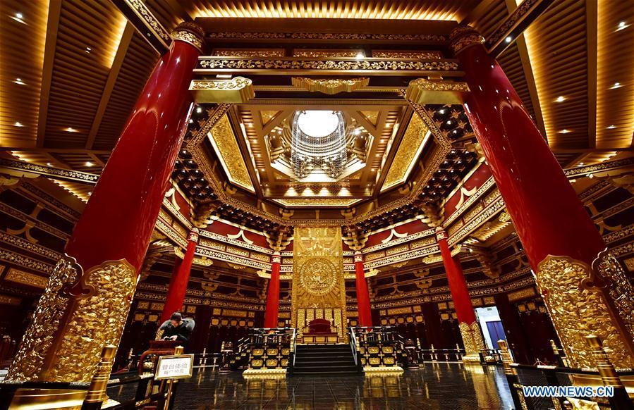 CHINA-HENAN-LUOYANG-SCENERY (CN)
