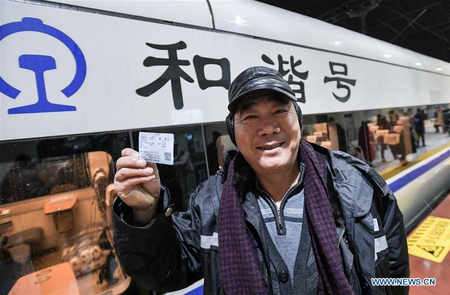 Chengdu-Ya'an high-speed railway starts operation