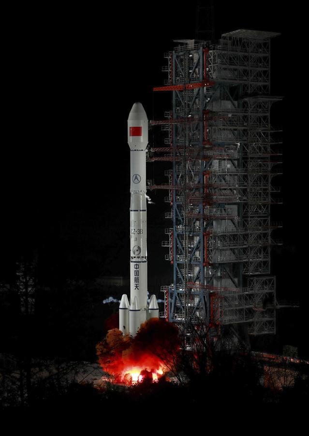 CHINA-XICHANG-SATELLITE-LAUNCH (CN)