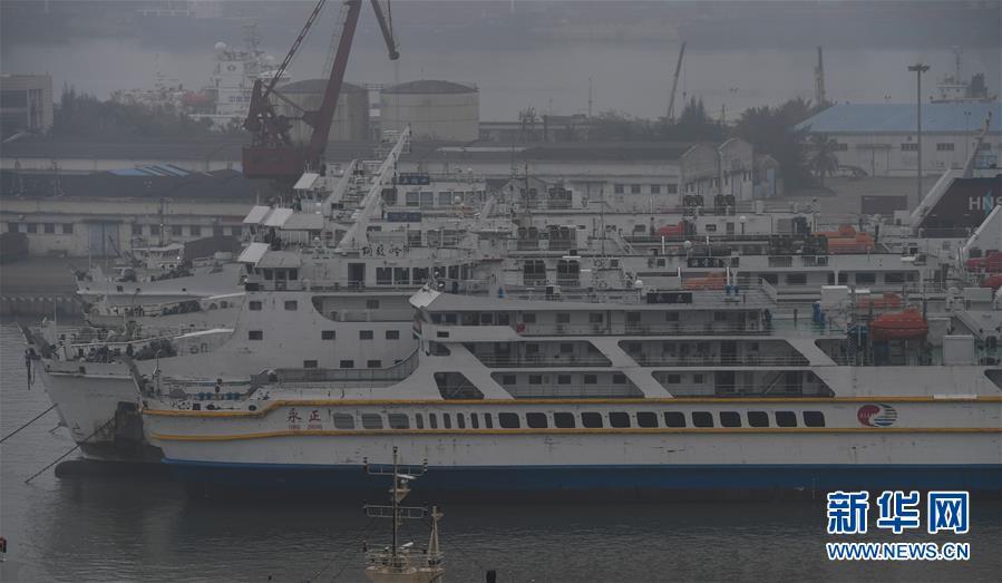 (社会)(1)琼州海峡春运期间旅客过海时间有望缩短半小时