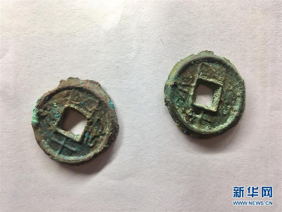 """(图文互动)(2)河南南阳发现2000多年前新莽时期""""造币厂"""""""