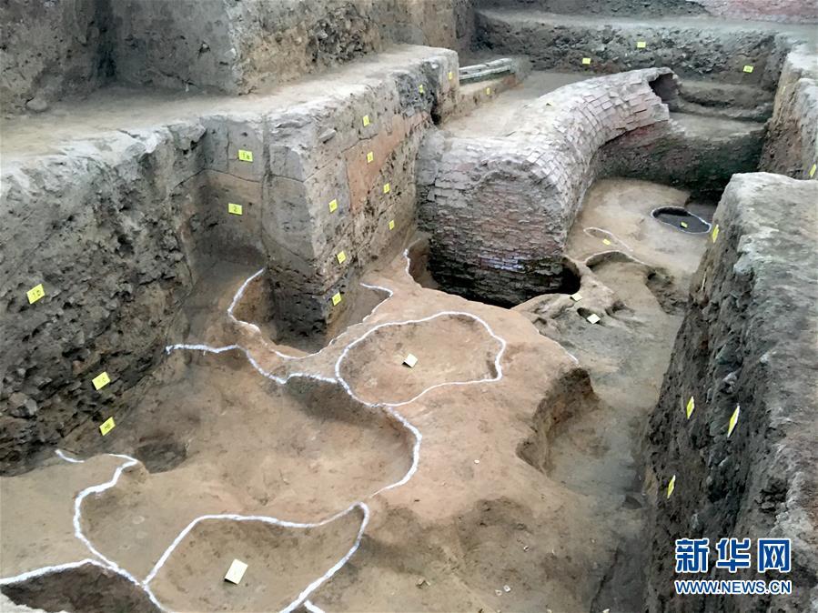 """(圖文互動)(1)河南南陽發現2000多年前新莽時期""""造幣廠"""""""