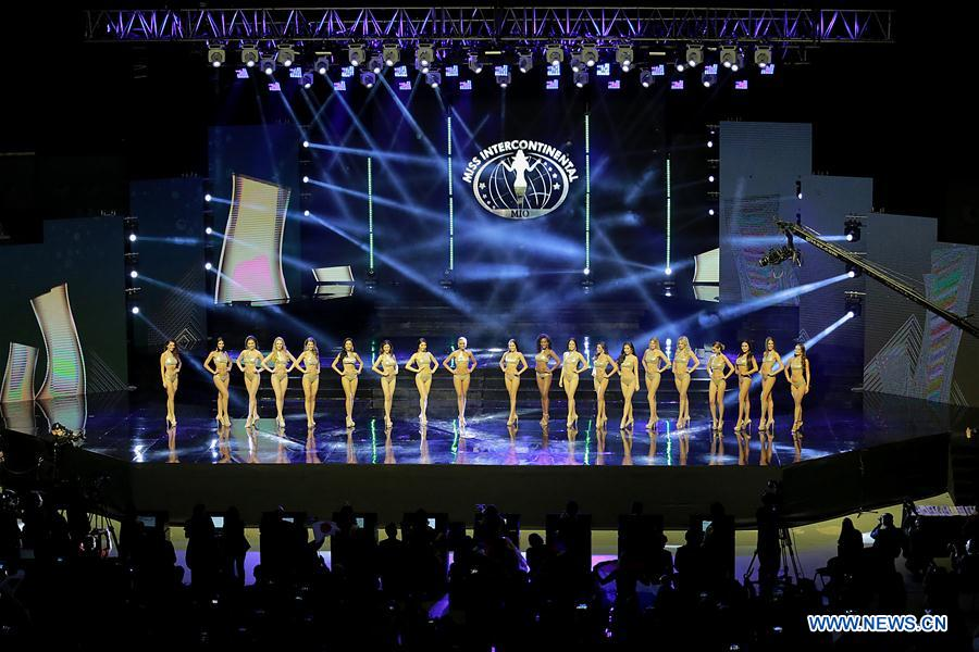 THE PHILIPPINES-PASAY CITY-MISS INTERCONTINENTAL 2018