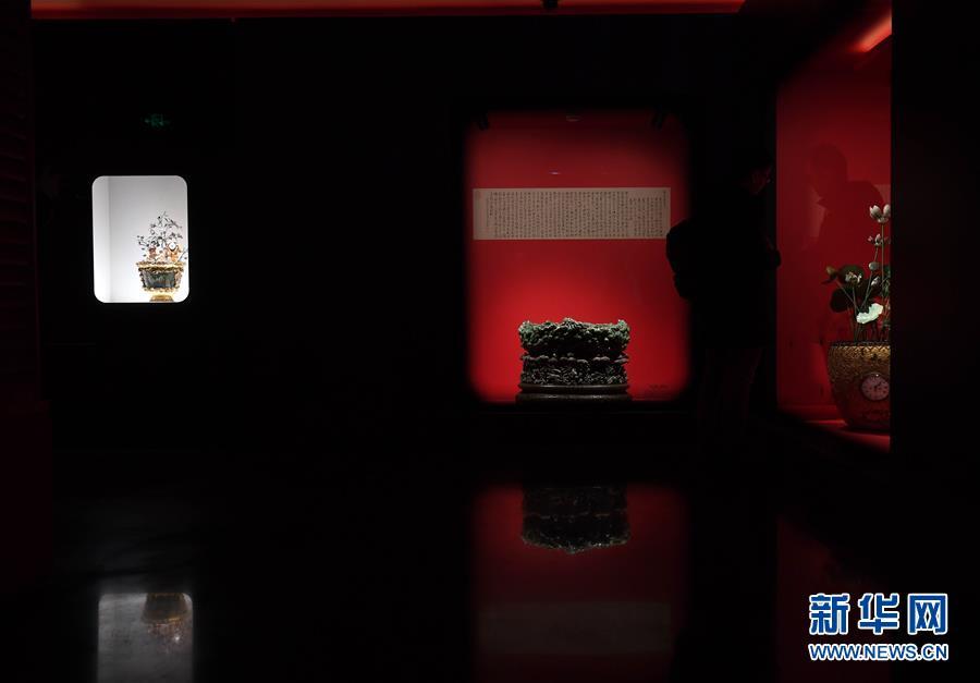 (文化)(1)故宫完成珍宝馆二期改陈 春节前将对公众开放