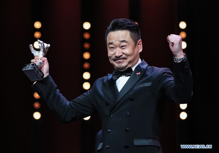 GERMANY-BERLIN-BERLINALE-CHINESE-AWARDS