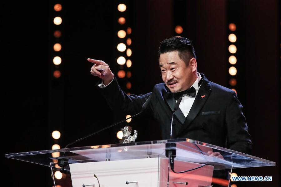 Chinese film grabs Berlinale Silver Bears for Best Actor & Actress