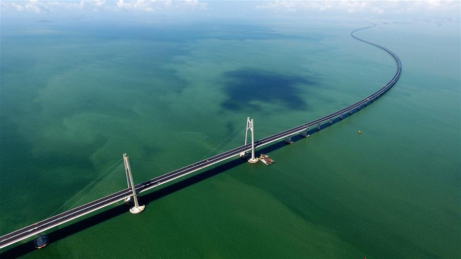 Xinhua Headlines: China unveils development plan for Guangdong-Hong Kong-Macao Greater Bay Area