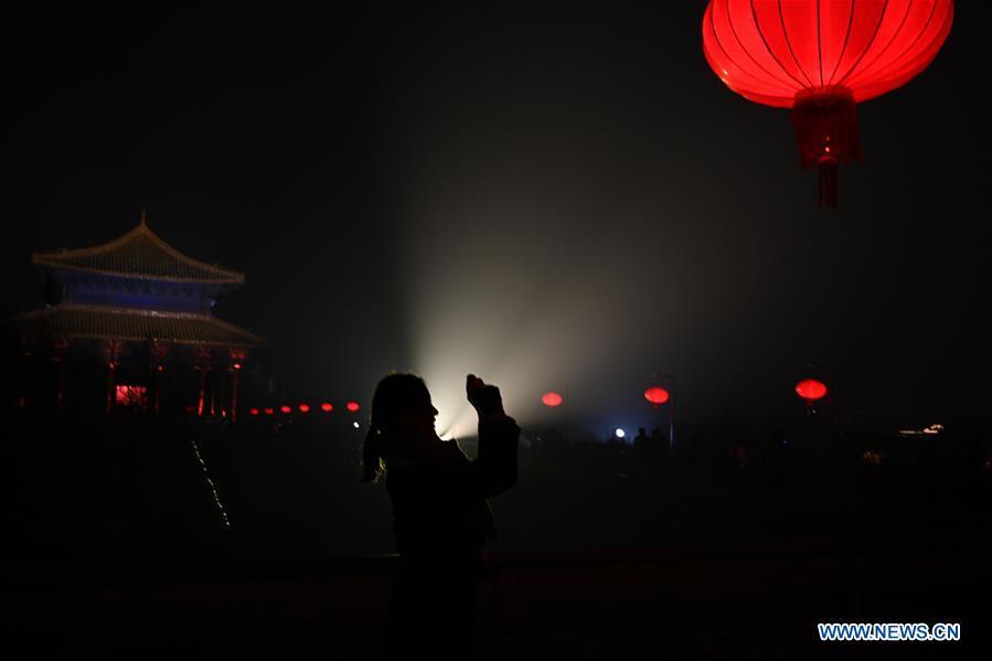(InPalaceMuseum)CHINA-BEIJING-PALACE MUSEUM-NIGHT TOUR (CN)