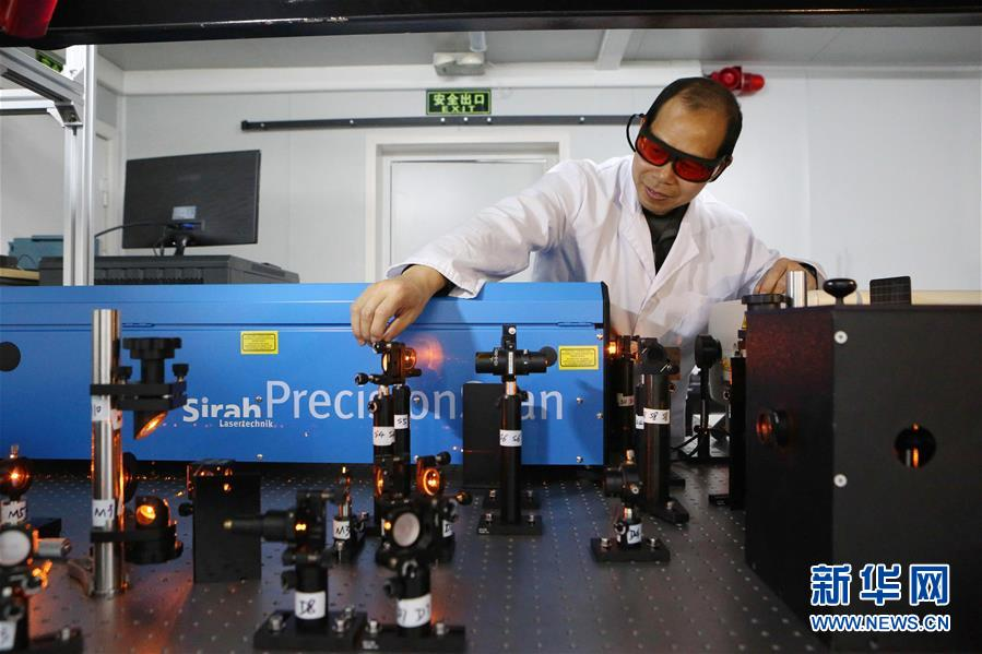 (第35次南极科考・图文互动)(1)中国在南极中山站完成激光雷达安装