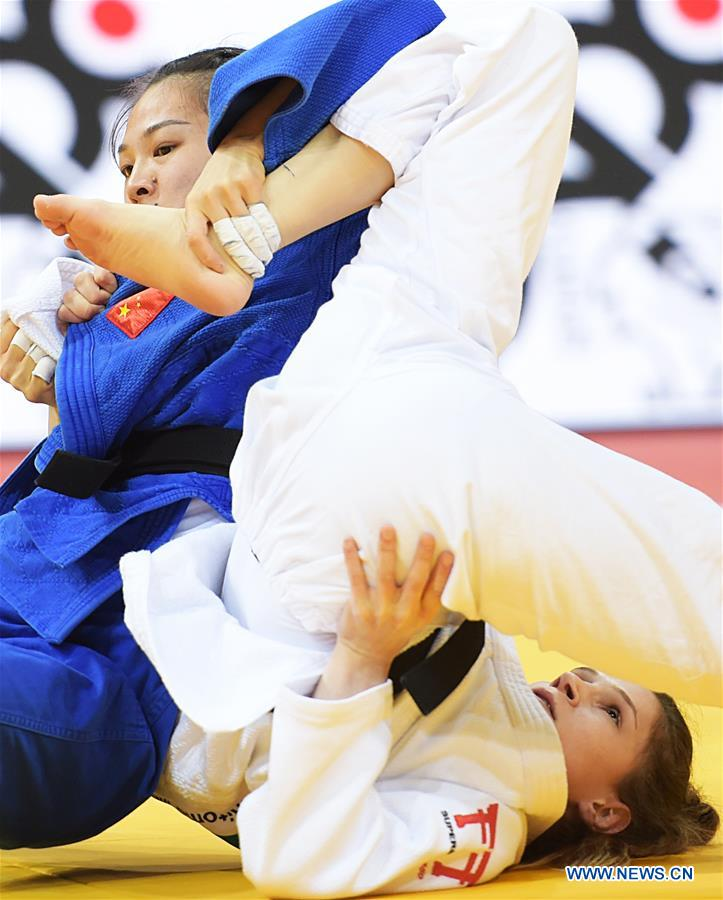 Highlights of 2019 IJF Dusseldorf Grand Slam (2) - People's