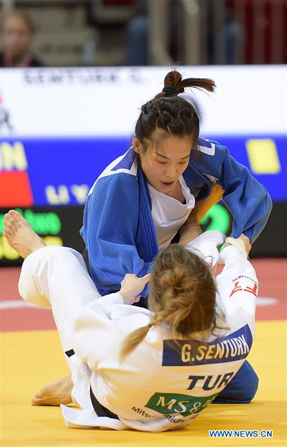 Highlights of 2019 IJF Dusseldorf Grand Slam - People's