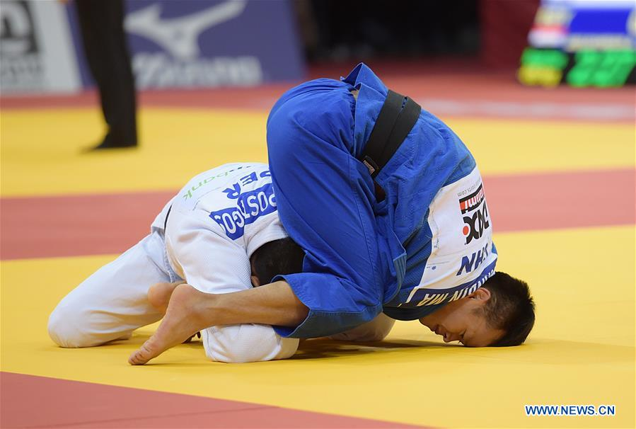 Highlights of 2019 IJF Dusseldorf Grand Slam (3) - People's