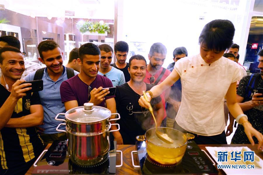 (國際·圖文互動)(2)中國文化周活動在斯裡蘭卡落幕