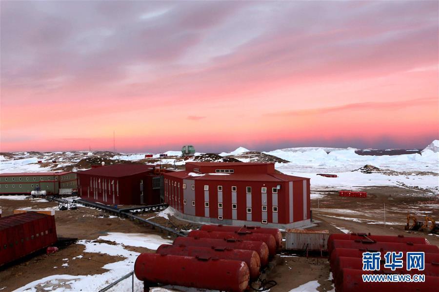 (第35次南极科考・图文互动)(1)中国南极中山站迎来建站30周年