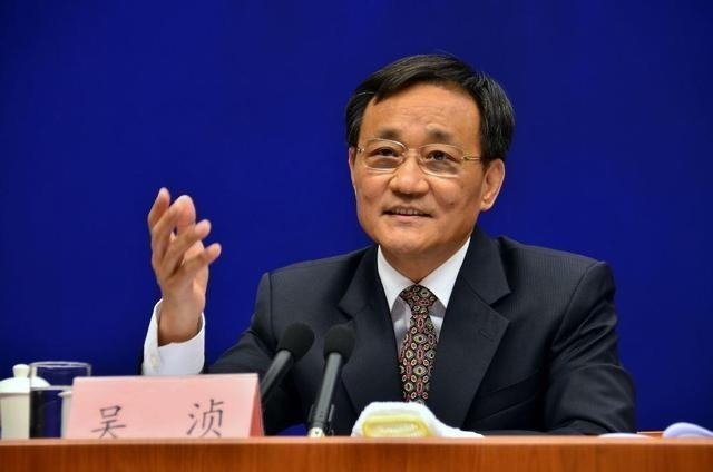 Wu Zhen, former deputy head of the now-defunct China Food and Drug Administration. [File Photo: youth.cn]