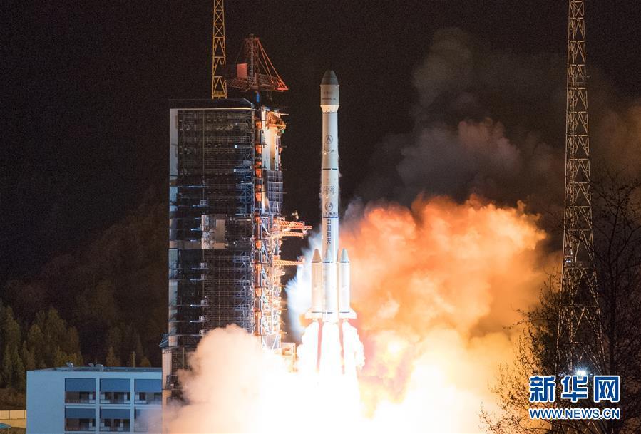 """我国成功发射""""中星6C""""卫星"""