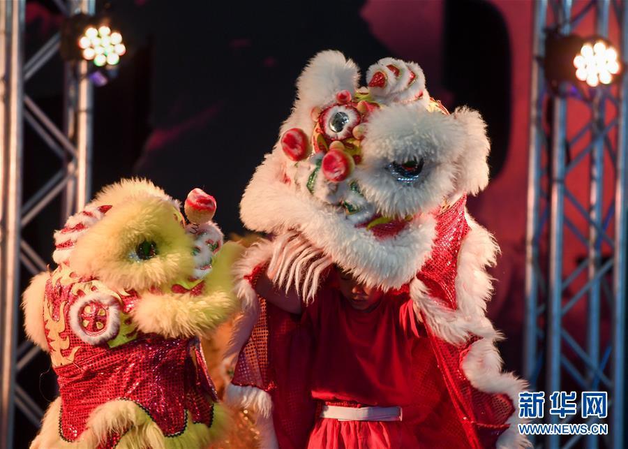 """(国际)(1)新西兰国博举办""""中国舞台日"""""""