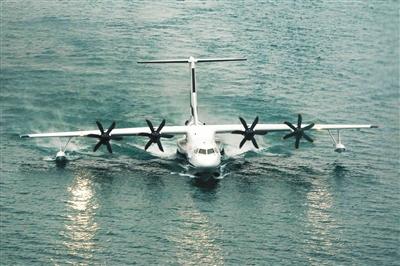 """""""鲲龙""""AG600将投产4架试飞飞机"""