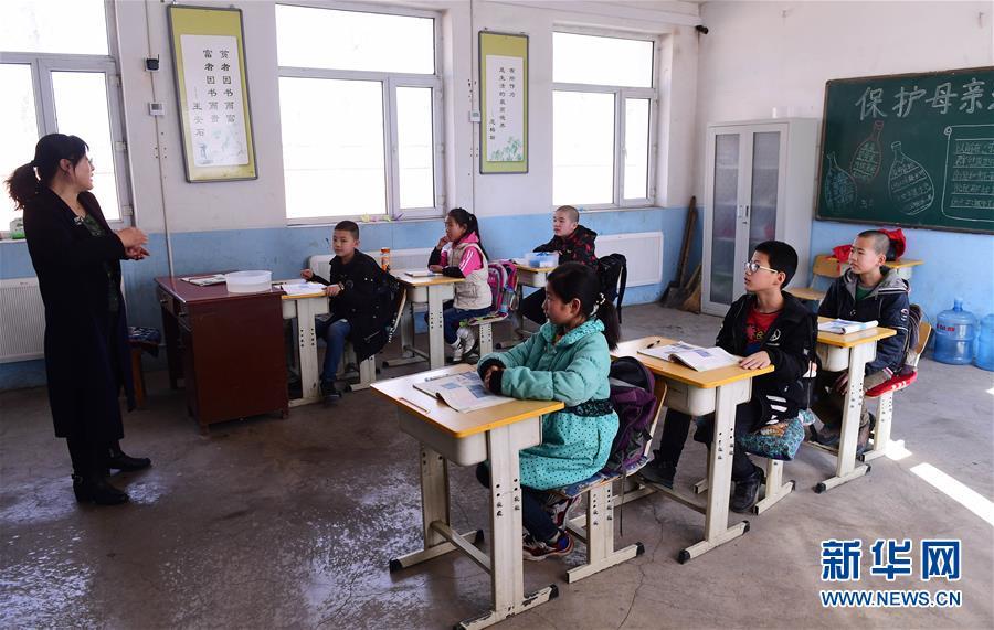 (社会)(1)吉林德惠:乡村小学和教学点用上电采暖