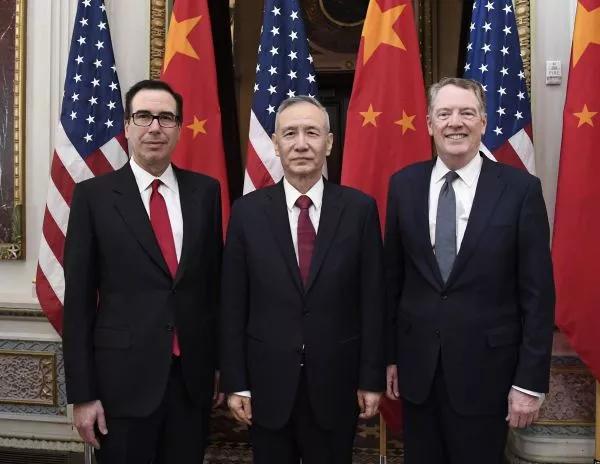 锐参考|中美经贸磋商最新进展,这几天有点儿不寻常!