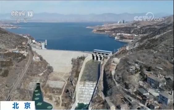 永定河生態補水啟動 串聯京津冀地區為期近百天