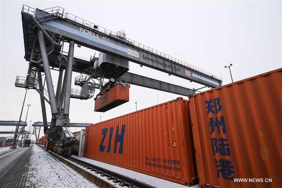 Xinhua Headlines: China, Europe on path of expanding Belt and Road cooperation