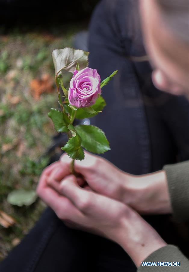 Mourning ceremony held at University of Canterbury in Christchurch