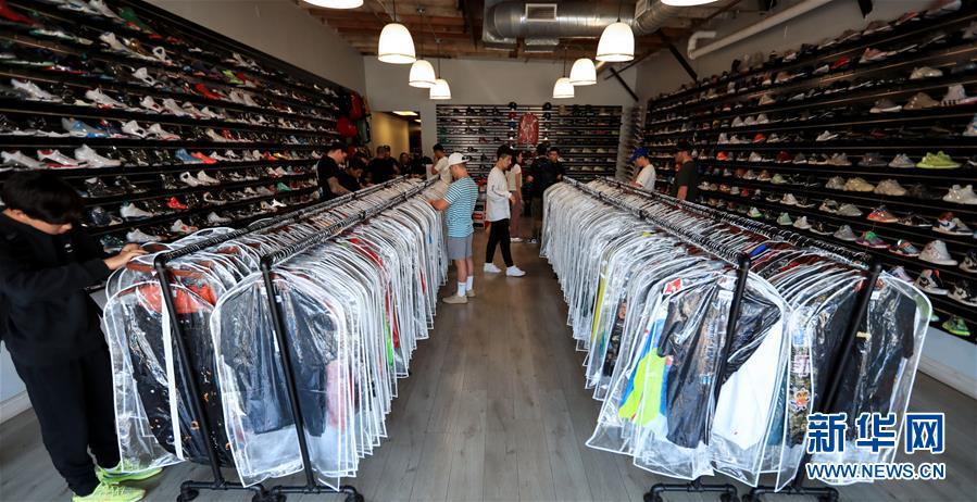 (XHDW)(1)洛杉矶街头的潮牌店