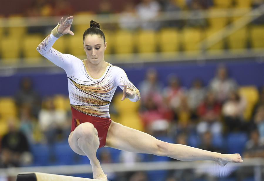 (SP)QATAR-DOHA-FIG ARTISTIC GYMNASTICS WORLD CUP
