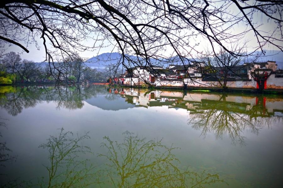 Chinese UNESCO site hits peak tourist season early