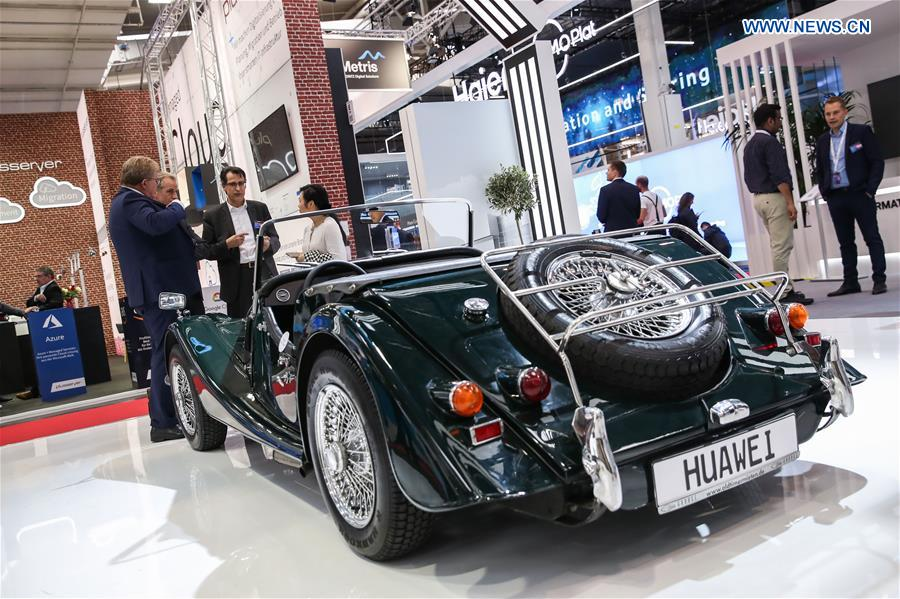 Over 1,400 Chinese exhibitors attend Hanover Fair 2019
