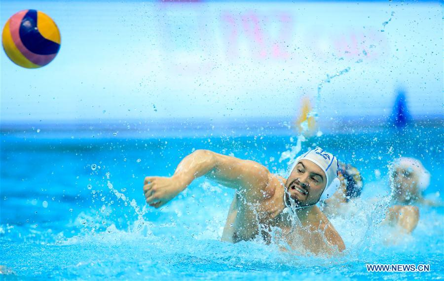 Hungary claims champion at 2019 FINA Water Polo World League Europa Cup