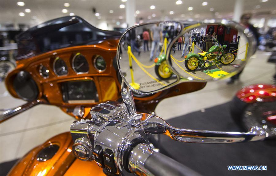 2019 Toronto Spring Motorcycle Show held in Canada